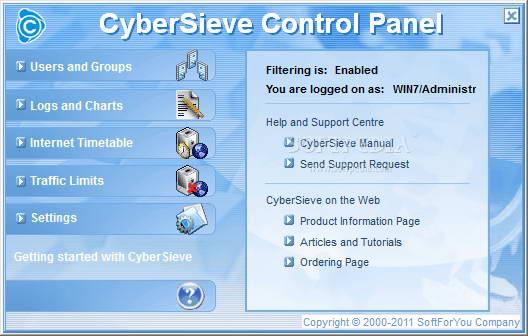 CyberSieve