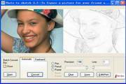 Portable Photo2Sketch Standard