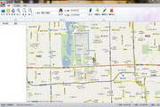 电脑离线地图软件 北京版