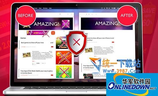 Block Advertising for mac